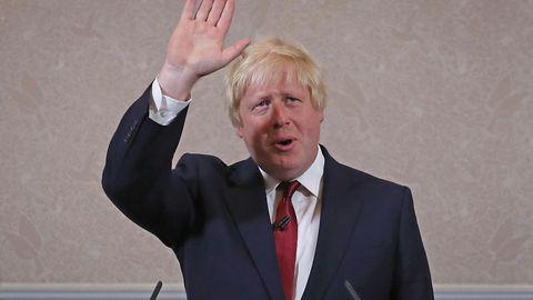 Boris Johnson: abgedankt,David Davis: ebenfalls