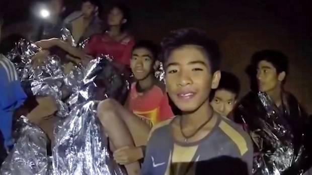Höhelndrama: Jungen in der Höhle - Sie können nicht zum WM-Finale nach Moskau reisen