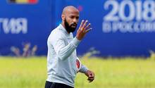 Thierry Henry Belgien