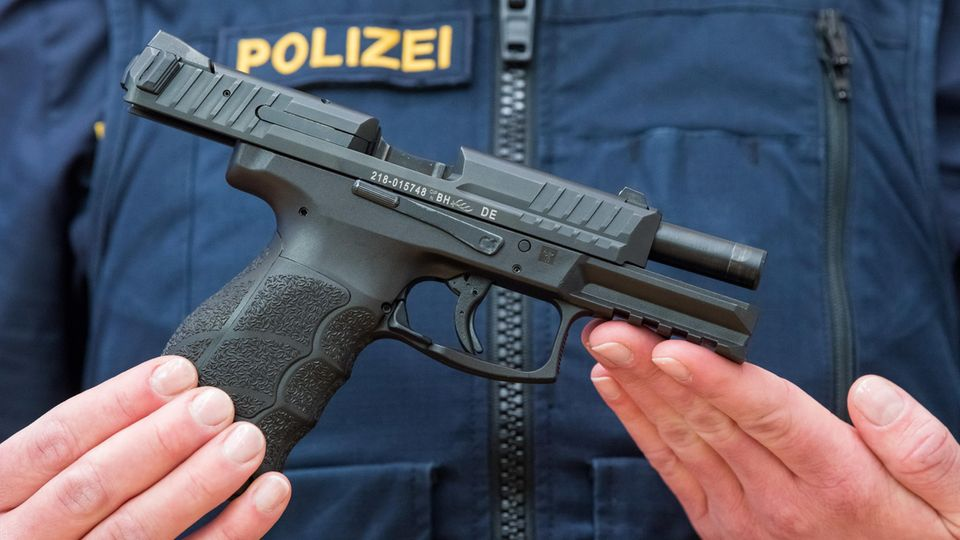 SFP9 des Herstellers Heckler & Koch