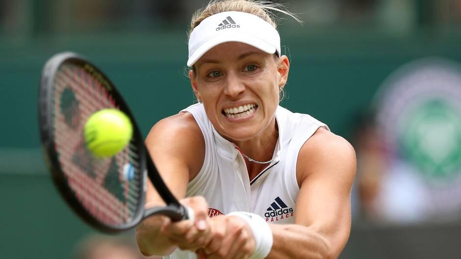 Angelique Kerber steht in Wimbledon im Halbfinale