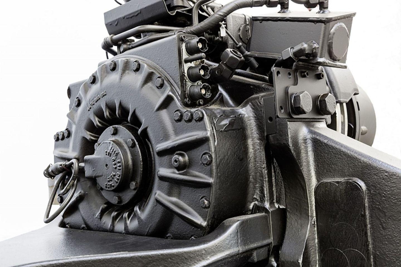 Beim Mercedes eCitaro kommen Radnabenmotoren zum Einsatz