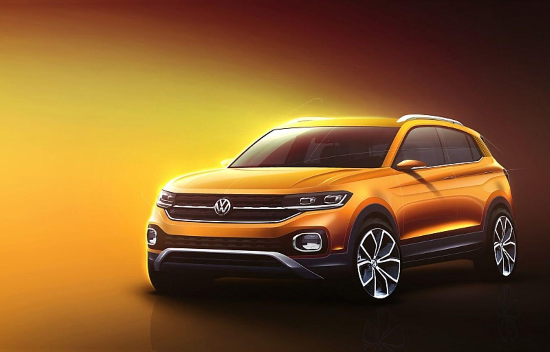 Der VW T-Cross wird nächstes Jahre erscheinen