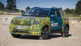 Der VW T-Cross wird wohl um die 16.000 Euro kosten