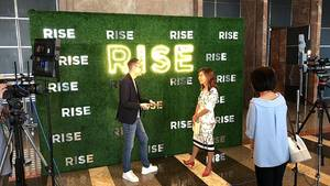 RISE Convention Hong Kong 2018 - der Tech-Treff in Asien