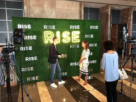 RISE Convention Hong Kong 2018 - der Tech-Treff in Asien