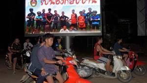 Thailand Rettung