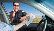 Die Polizisten des Norfolk Police Departments haben nicht nur Spaß bei der Arbeit, sondern auch während der Mittagspause. (Symbolbild)