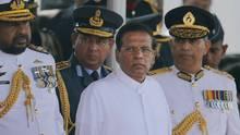 Maithripala Sirisena, Staatspräsident von Sri Lanka
