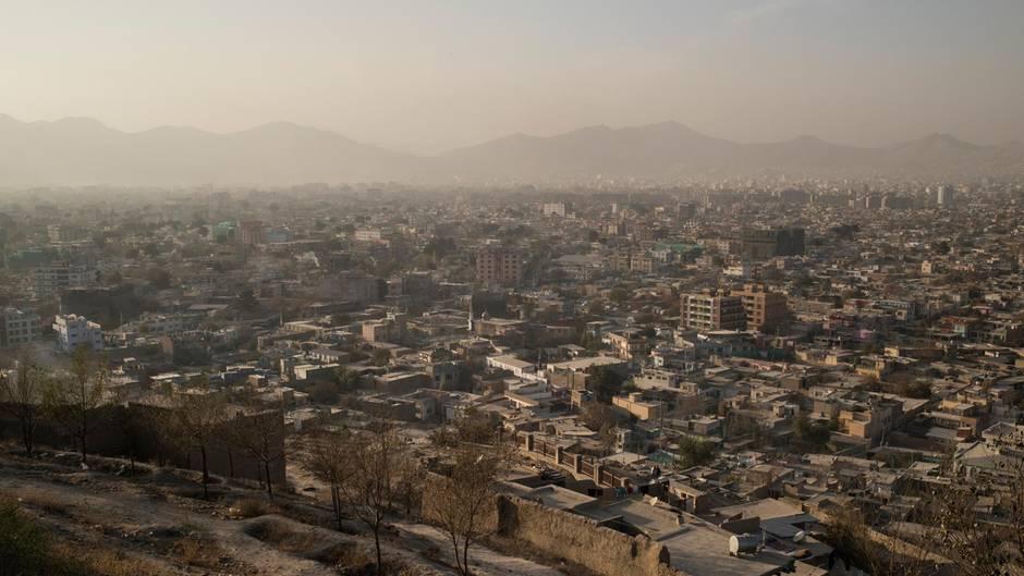 Jamal Nasser Mahmoudi starb in Kabul
