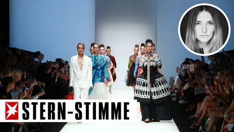 Backstage, Front Row und Vitamin K: So läuft es auf der Berliner Fashion Week ab