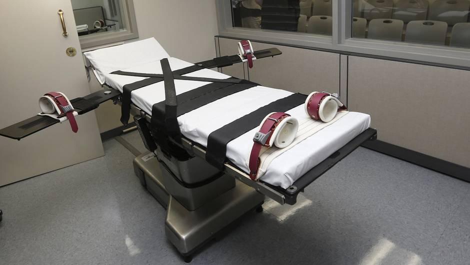 Todesstrafe: Ein Pharmakonzern klagt gegen die Verwendung ihres Medikaments bei der Hinrichtung eines Straftäters