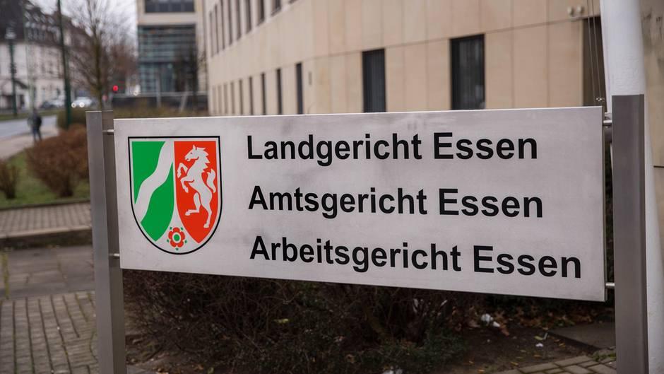 Ruhrgebiet - Gruppenvergewaltigung - Väter - Verurteilung
