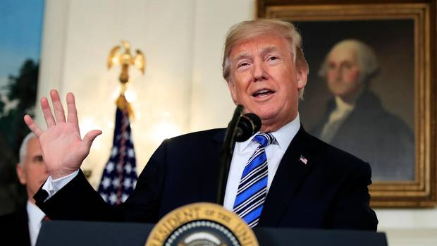 Heute loben, morgen pöbeln: Donald Trumps irre Kurswechsel per Kurzbotschaft