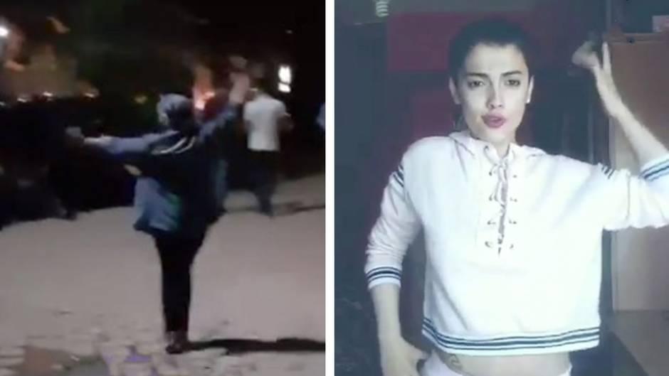 Videos auf Instagram: Iranerinnen tanzen gegen Unterdrückung - und bringen sich damit selbst in Gefahr