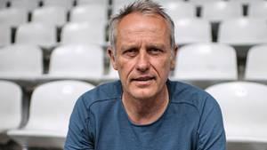 Christian Streich, SC Freiburgs Chefcoach, im Interview