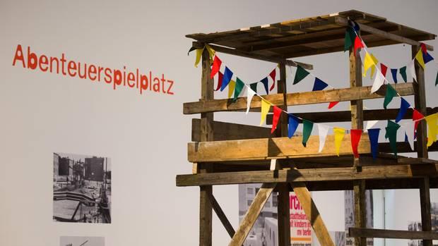 Spielplatz-Ausstellung in der Bundeskunsthalle