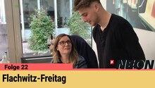 Flachwitz-Freitag: Welche Süßigkeit isst Neymar am liebsten? – Folge 20