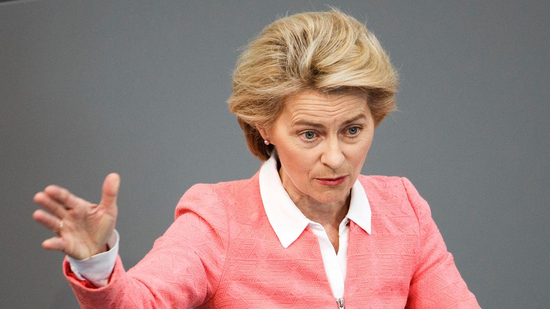 """Bundesverteidigungsministerin Ursula von der Leyen zieht nach Nato-Gipfel """"stolze Bilanz"""""""