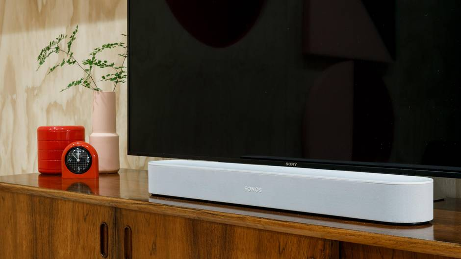 sonos beam test so gut ist die alexa soundbar. Black Bedroom Furniture Sets. Home Design Ideas