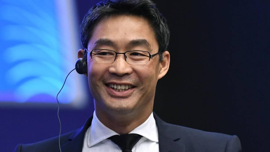 Phillip Rösler war ab 2014 Geschäftsführer des Weltwirtschaftsforums.