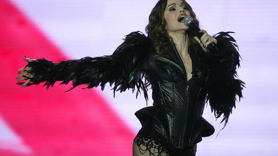Sängerin Severina