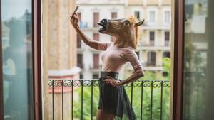Je länger man sich dieses Motiv ansieht, desto überzeugter ist man: Ihrem Instagram-Kanal würde man auf jedem Fall folgen!