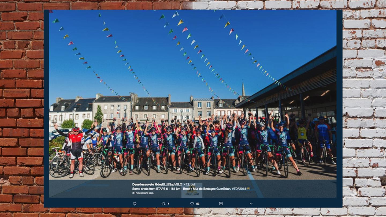 Tour de France: Weil es keine für Frauen gibt, fahren sie ihre eigene