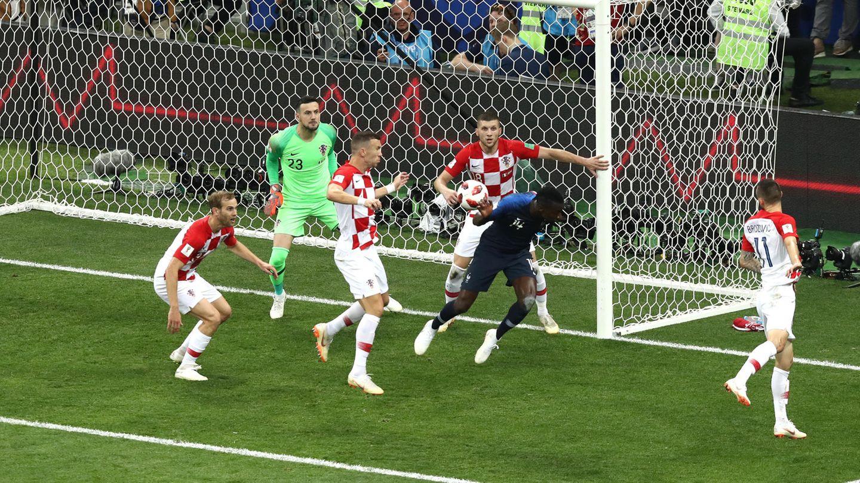 Ivan Persisic Kroatien WM-Finale