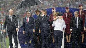 Wladimir Putin Russland WM-Finale