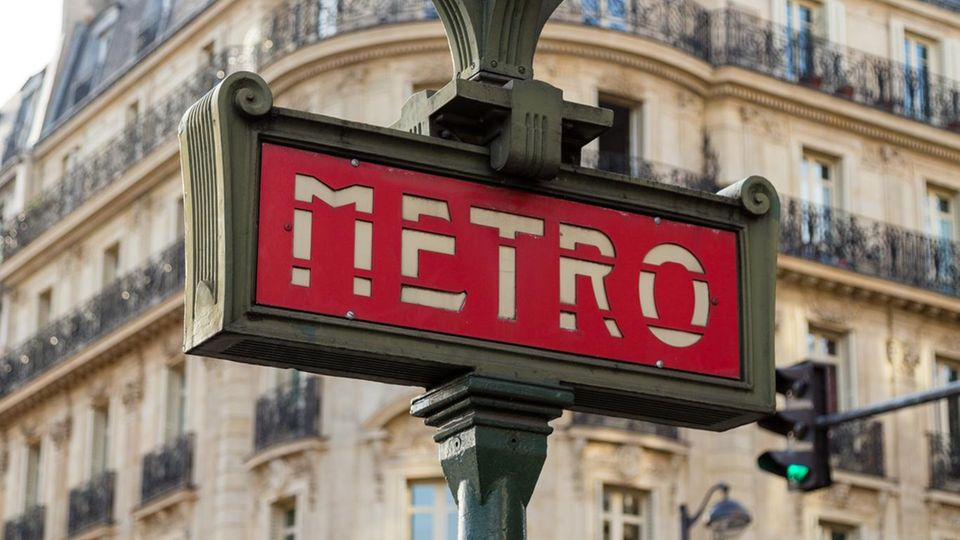 Paris U-Bahn