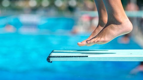 Schwimmbar