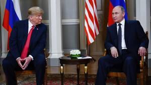 Donald Trump Wladimir Putin