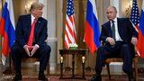 Donald Trump Wladimir Putin VIII