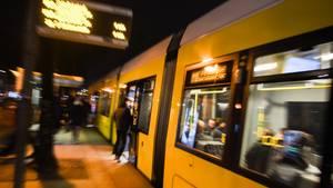 Straßenbahn in Berlin (Symbolbild)