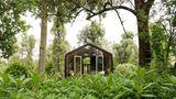 Wikkelhaus aus Pappe und Holz