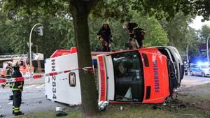 Nachrichten aus Deutschland: Unfall in Hamburg