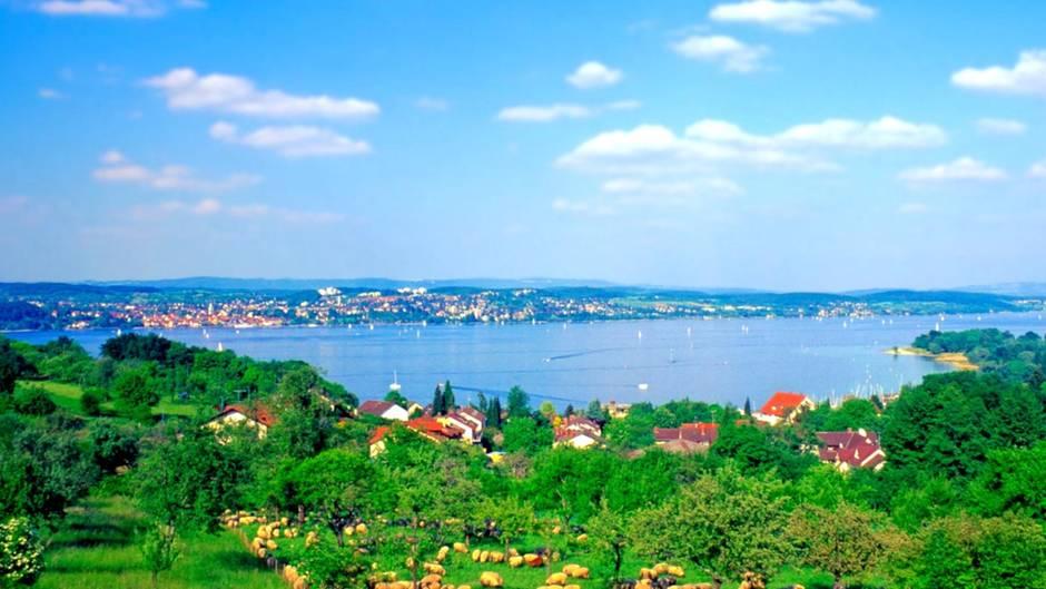 Heimaturlaub: Diese Badeseen in Süddeutschland sind immer eine Reise wert