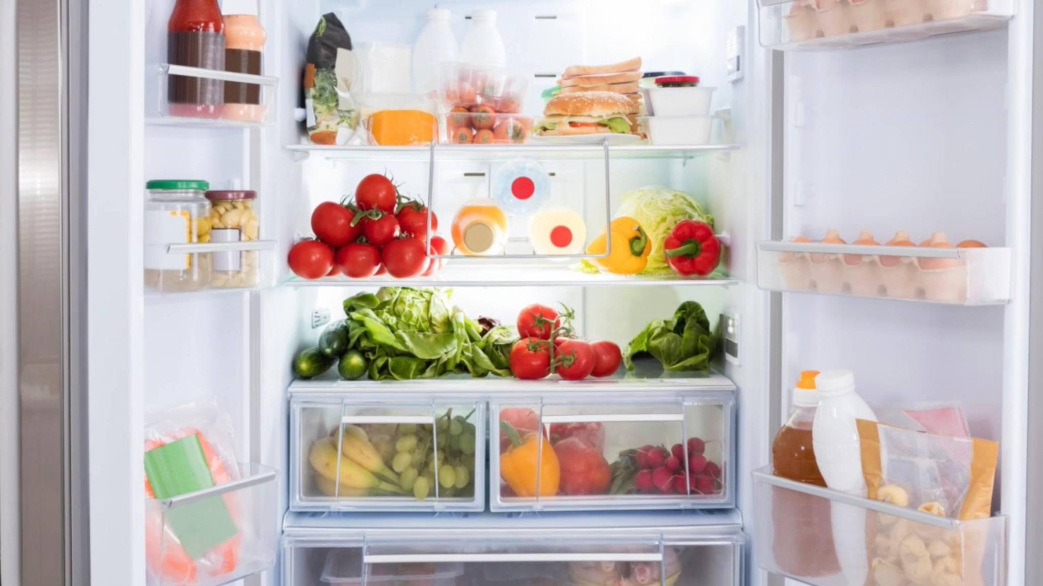 Kühlschrank Im Auto Lagern : Kühlschrank: so lagern sie lebensmittel am richtigen platz stern.de