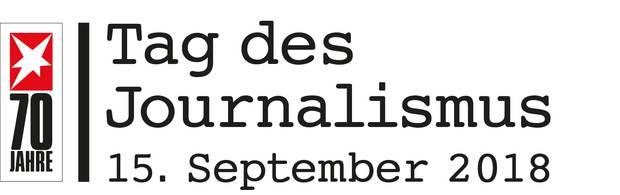 Logo Tag des Journalismus