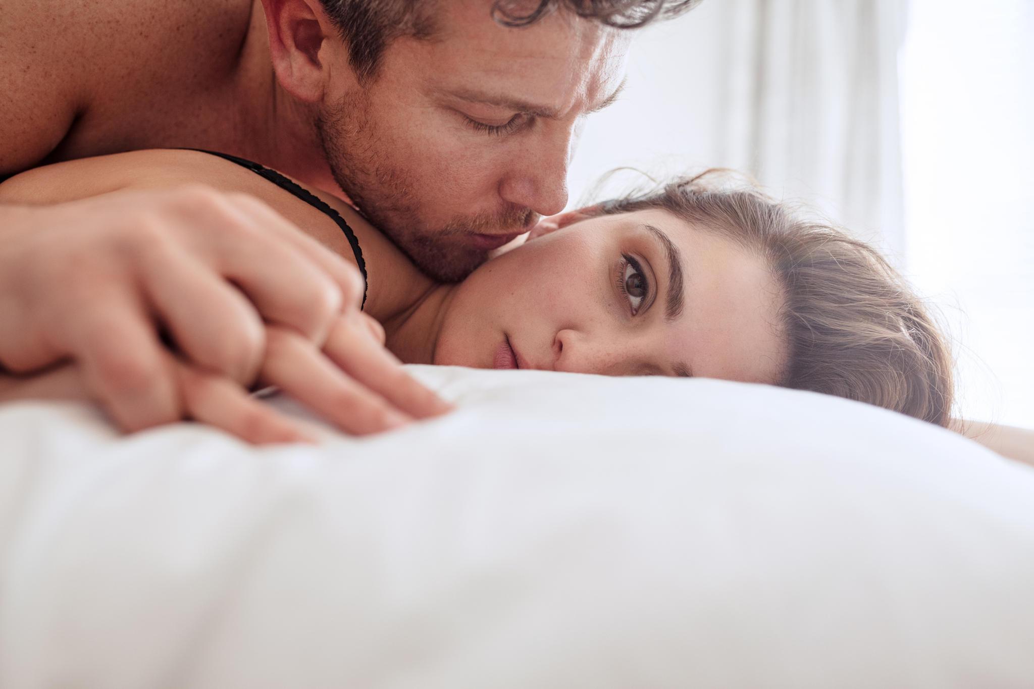 Extreme sex desires