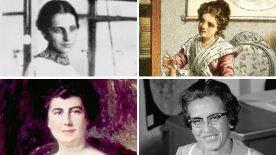 Heldinnen: Diese vier Frauen prägten unsere Geschichte – aber kaum einer kennt sie