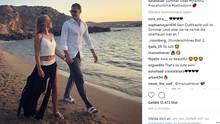 Nina und Manuel Neuer
