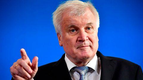 Innenminister Horst Seehofer.