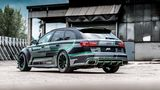 Abt Audi RS6-E - der Wagen ist ein Einzelstück