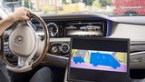 Mercedes und Bosch autonomes Fahren