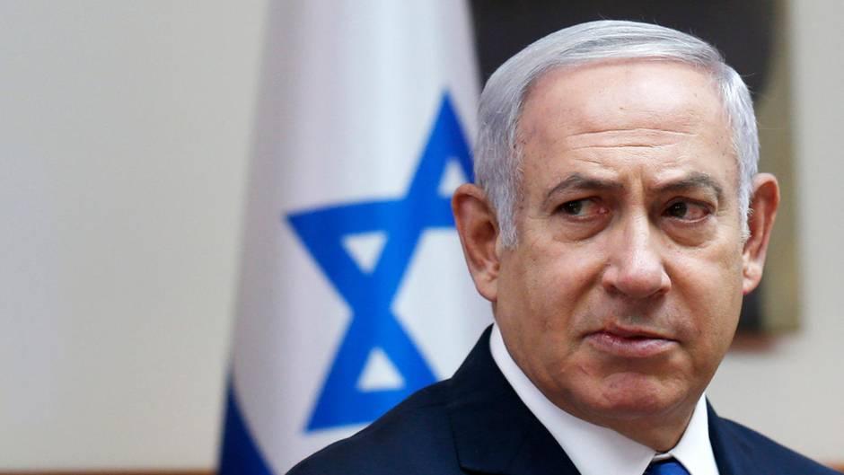 """Für Regierungschef Benjamin Netanjahu markiert das neue Gesetz einen """"Schlüsselmoment"""" in der Geschichte des Zionismus und des Staates Israel"""