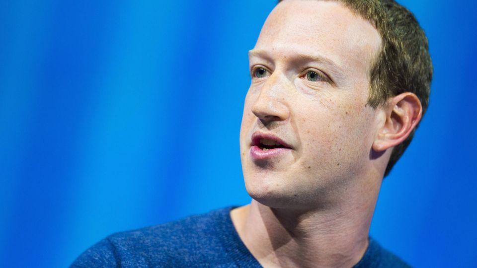 Facebook-Chef Mark Zuckerberg sorgt mit Statements über Holocaust-Leugner für Diskussionen