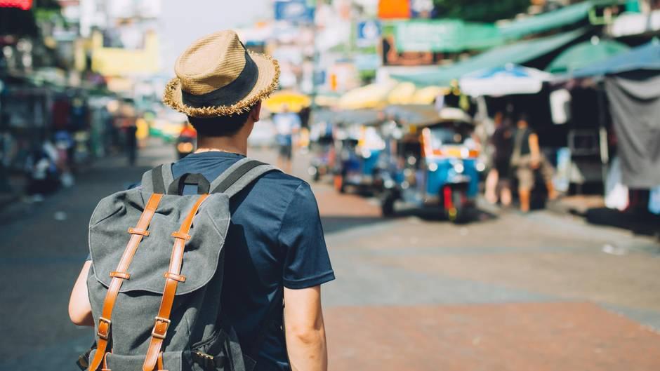 Deine Persönlichkeit bestimmt deine Reiselust.