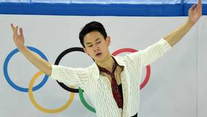 Denis Ten: Eiskunstläufer und Olympia-Dritter von Sotschi.
